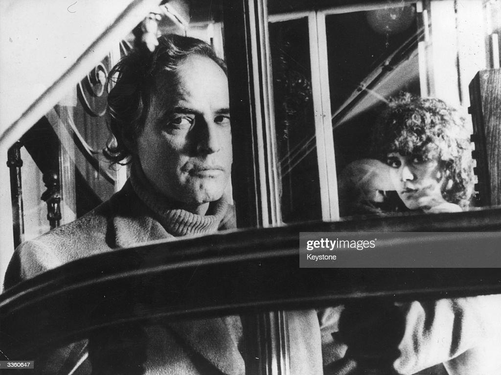 Brando And Schneider : Fotografía de noticias