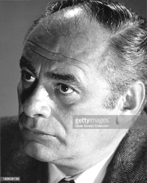 American actor Martin Balsam circa 1970