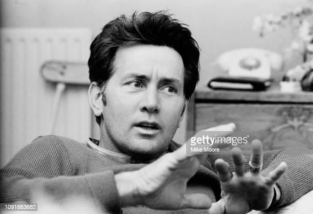 American actor Martin Sheen, UK, 30th May 1980.