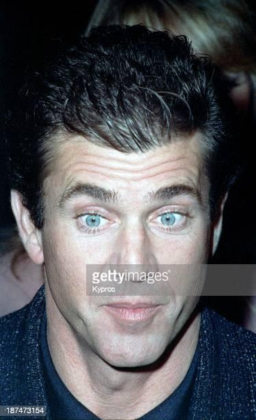 American actor Mel Gibson circa 1992