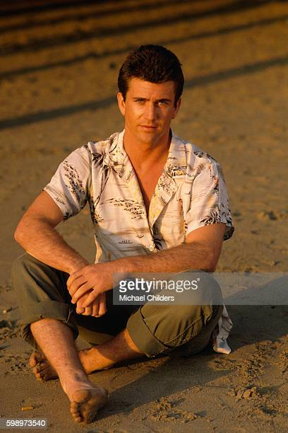 American Actor Mel Gibson