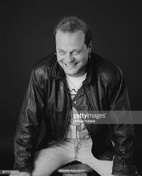 American actor Michael Chiklis May 1989