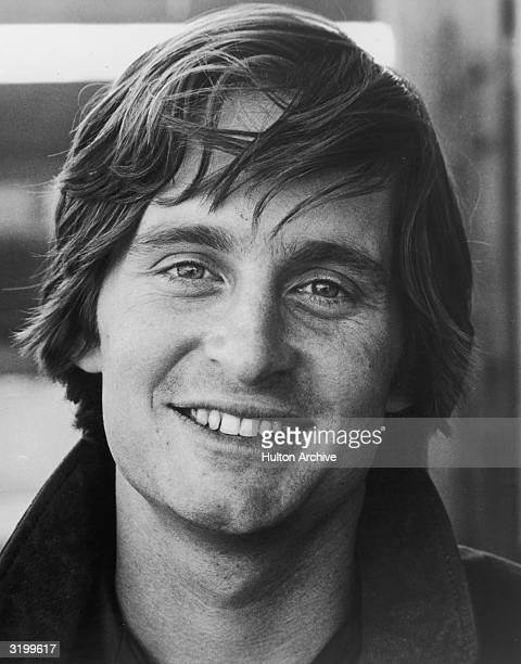 American actor Michael Douglas at the time of his first starring role in the film, 'Hail, Hero!', directed by David Miller, 1969.