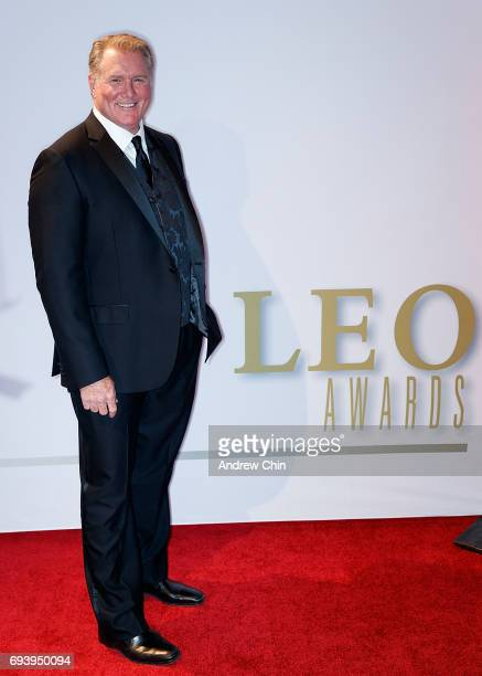 American actor Michael McGrady attends the Leo Awards 2017 at Hyatt Regency Vancouver on June 4 2017 in Vancouver Canada