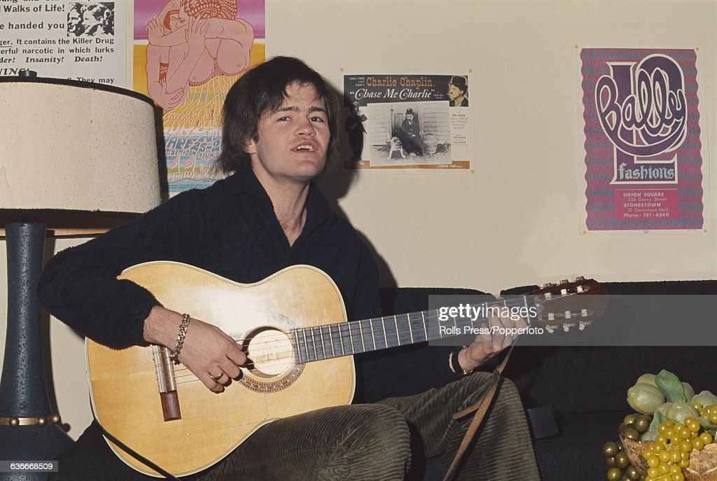 Micky Dolenz Of The Monkees : News Photo