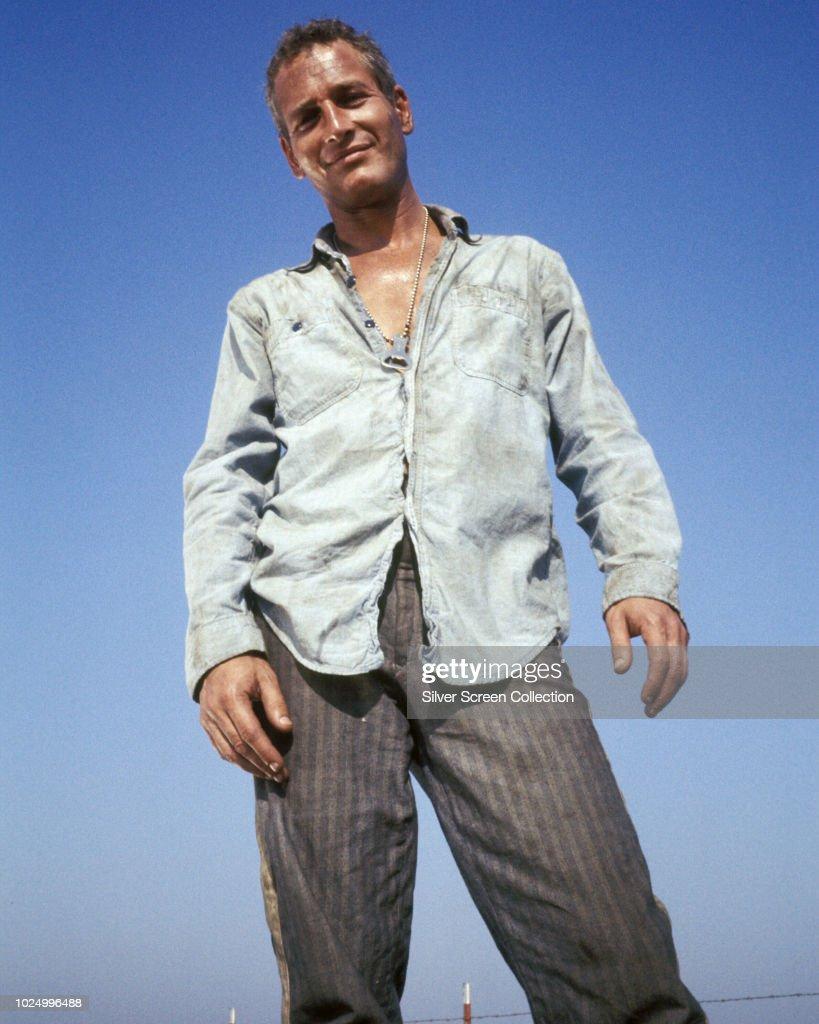 Paul Newman In Cool Hand Luke : ニュース写真