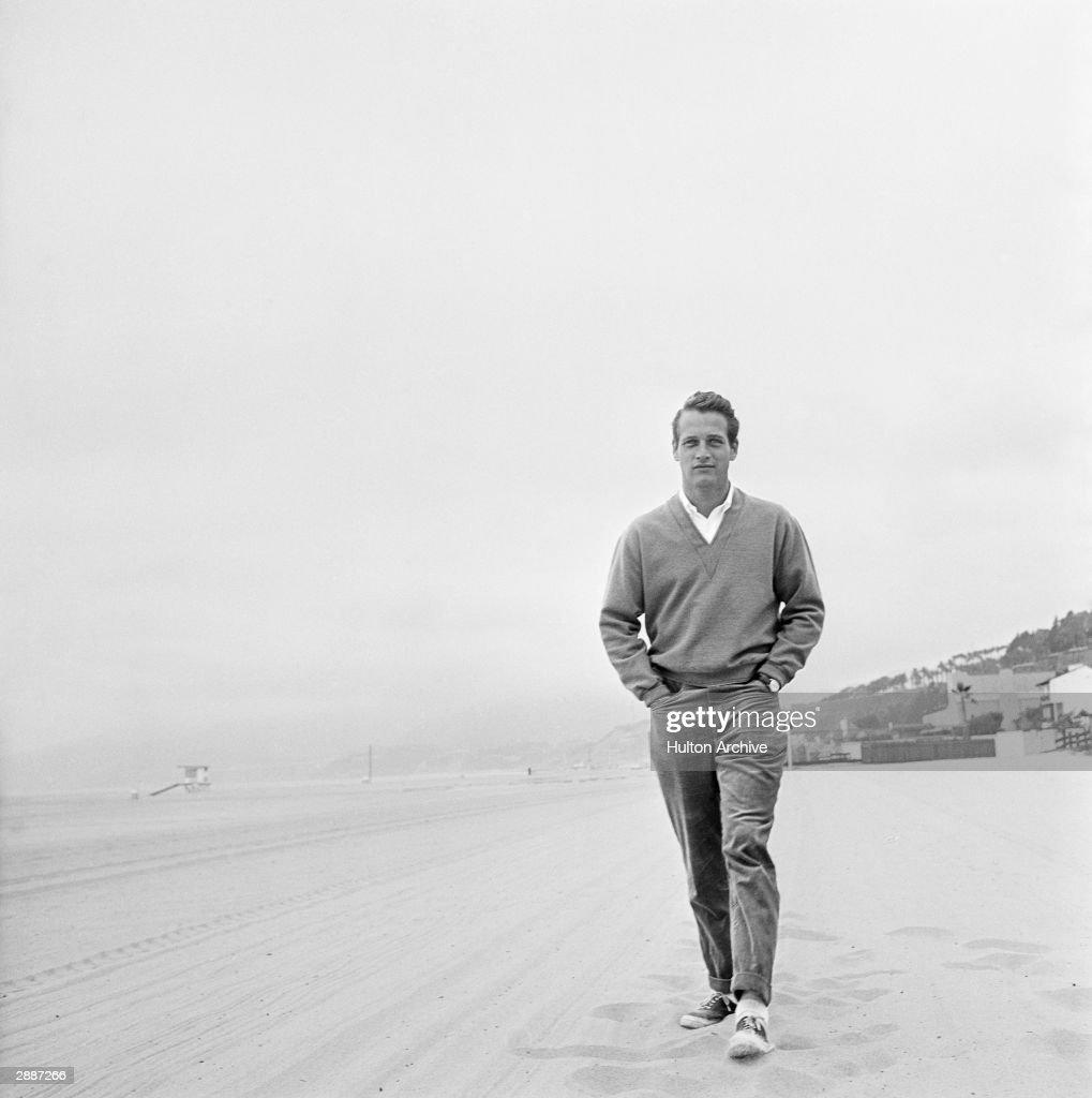 Newman On The Beach : ニュース写真