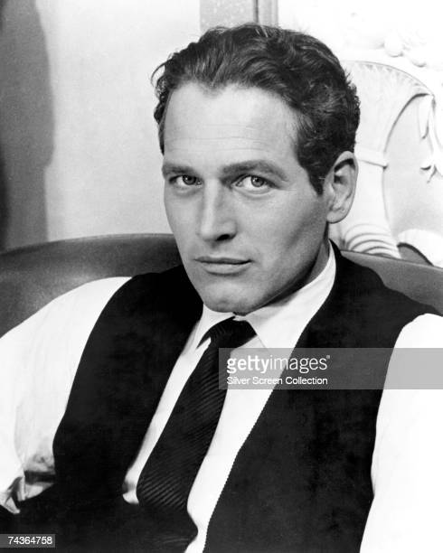 American actor Paul Newman circa 1960