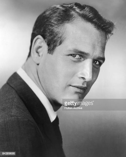 American actor Paul Newman in a promotional portrait for 'Sweet Bird of Youth' directed by Richard Brooks 1962