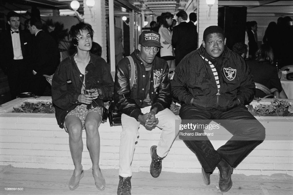 1991 Cannes Film Festival : News Photo