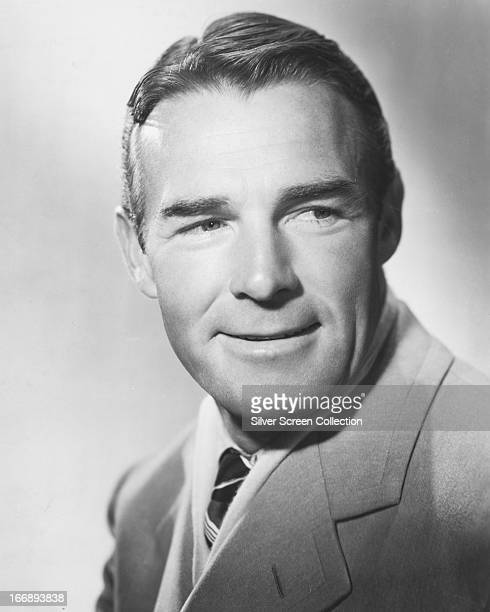 American actor Randolph Scott circa 1945