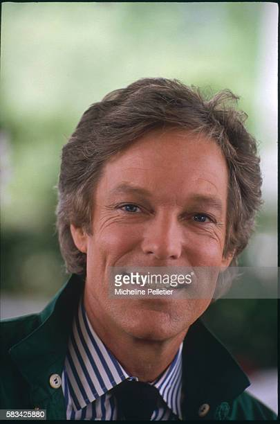 American actor Richard Chamberlain attends the 16th Deauville Film Festival where a special tribute was paid to him for his long career in the...