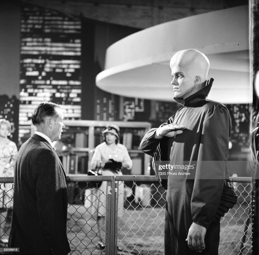 Kiel In 'The Twilight Zone' : News Photo