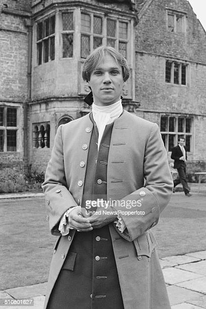 American actor Richard Thomas pictured in character as Henry Durie on the set of the television film The Master of Ballantrae on 27th September 1983