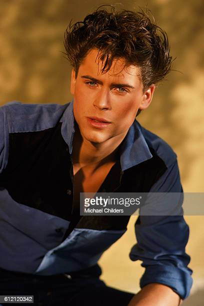 American Actor Rob Lowe