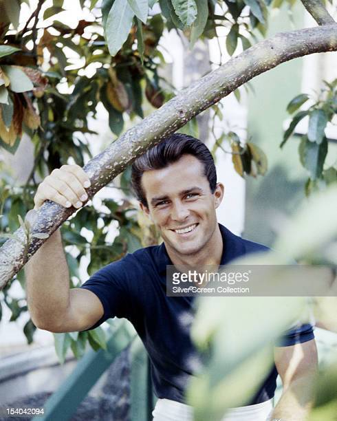 American actor Robert Conrad circa 1963