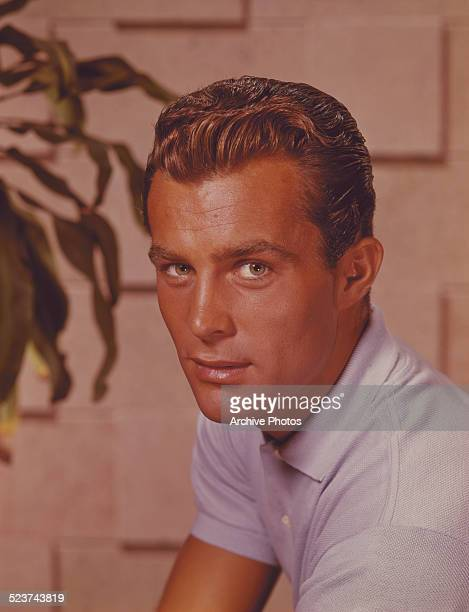 American actor Robert Conrad circa 1965
