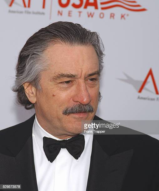 American actor Robert de Niro arriving at the 31st AFI Life Achievement Award dinner Photo by Frank Trapper/Corbis