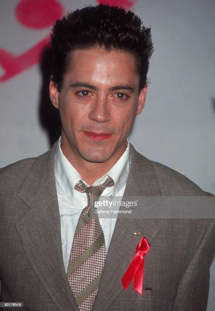 Downey At MTV Awards : Nachrichtenfoto