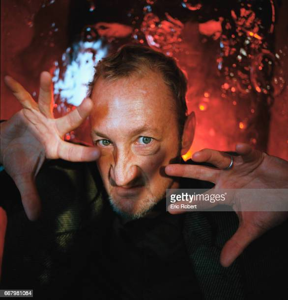 American actor Robert Englund attends the Gerardmer festival Englund played the role of Freddy Krueger for which he is best known in the Nightmare on...