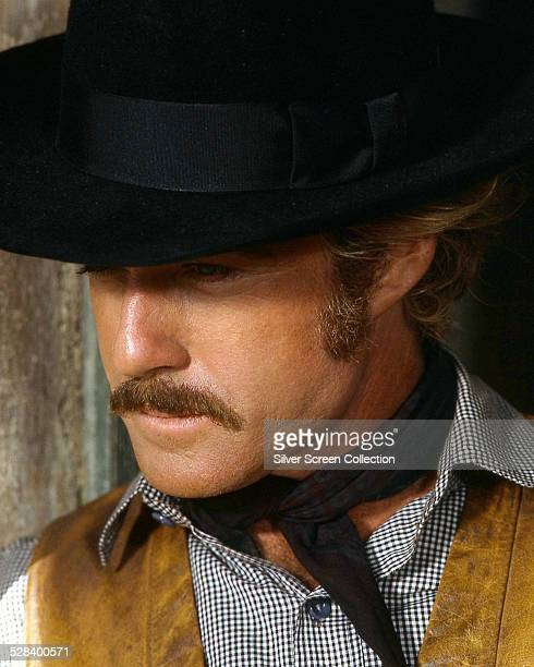 American actor Robert Redford as the Sundance Kid in 'Butch Cassidy And The Sundance Kid' directed by George Roy Hill 1969