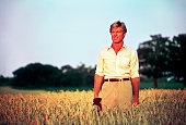 American actor robert redford on location for the film the natural picture id572001617?s=170x170