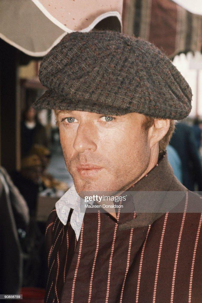 Robert Redford : News Photo