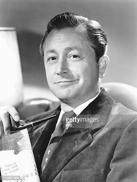 American actor Robert Young circa 1940