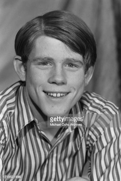 American actor Ron Howard 8th February 1971