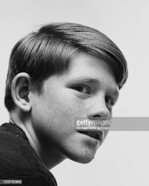 American actor Ron Howard then Ronny Howard 1967