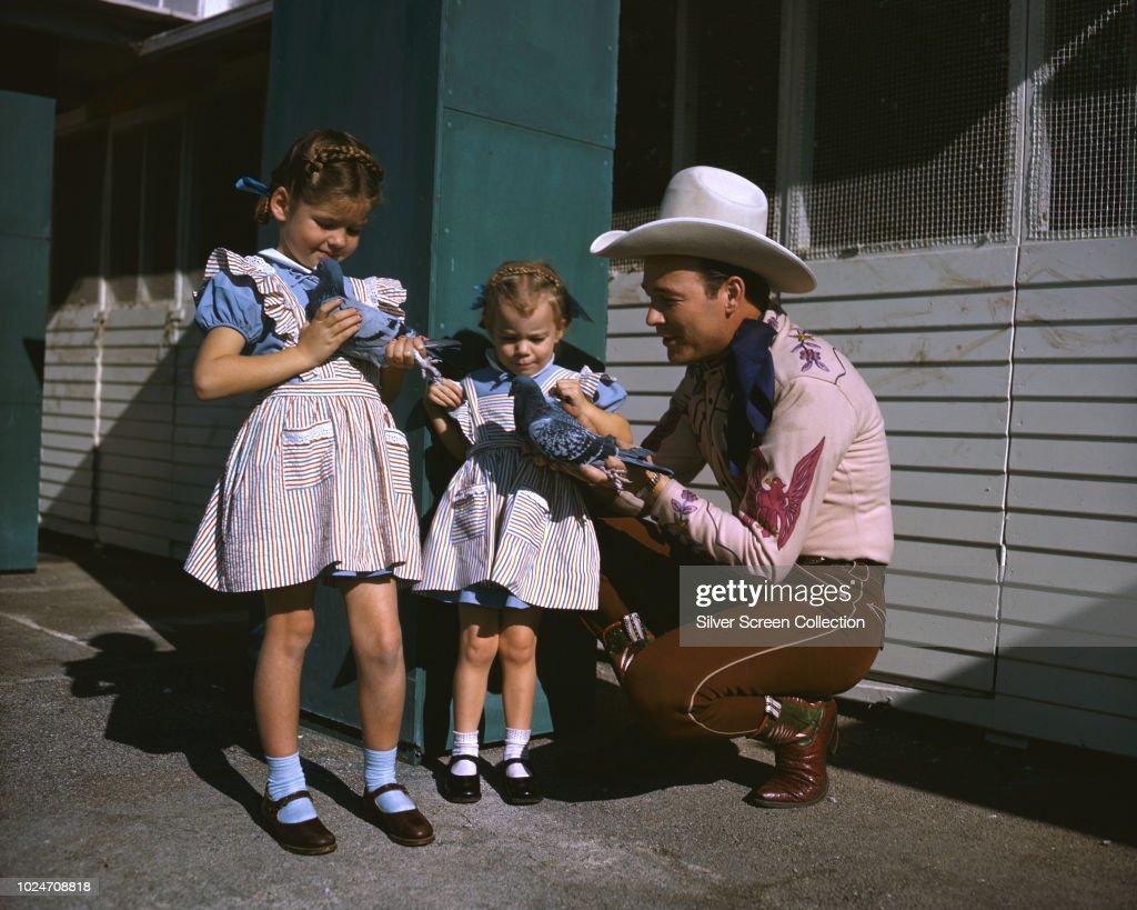 Roy Rogers And Daughters : Foto di attualità