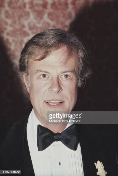 American actor screenwriter and director Robert Culp circa 1984