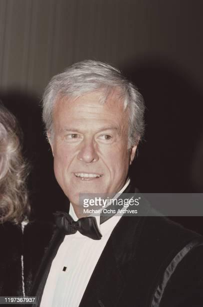 American actor screenwriter and director Robert Culp circa 1986