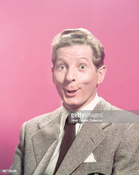 American actor singer and comedian Danny Kaye circa 1960