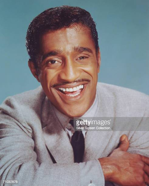 American actor singer and dancer Sammy Davis Jr circa 1960