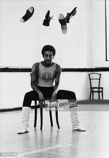 American actor, singer, dancer, and choreographer Gregory Hines, circa 1985.