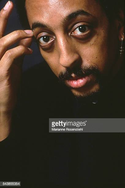American actor singer dancer and choreographer Gregory Hines