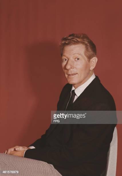 American actor singer dancer and comedian Danny Kaye circa 1955