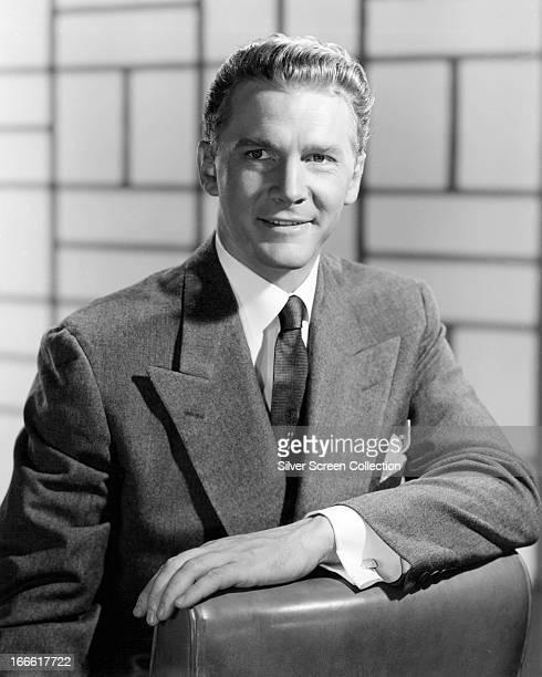 American actor Steve Forrest circa 1955