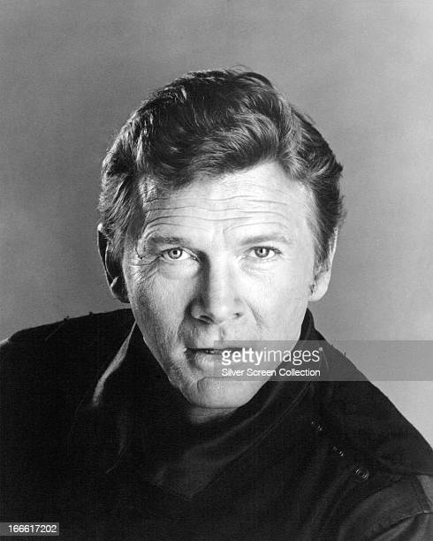 American actor Steve Forrest in a promotional portrait for the TV series 'SWAT' 1975
