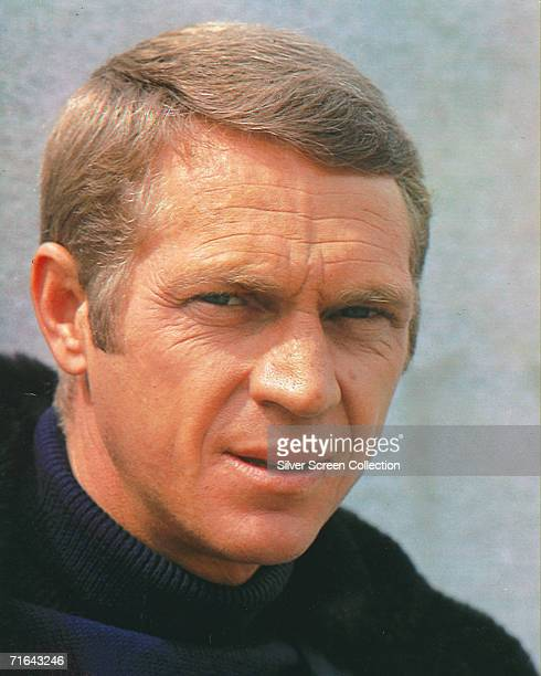 American actor Steve McQueen as Lt Frank Bullitt in Peter Yates' crime thriller 'Bullitt' 1968