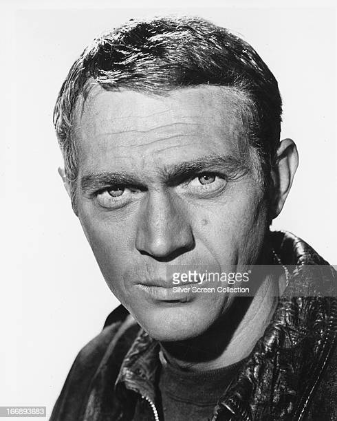American actor Steve McQueen in a promotional portrait for 'The Great Escape', directed by John Sturges, 1963.