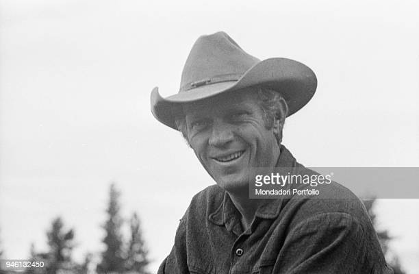 American actor Steve McQueen in Nevada Smith 1965
