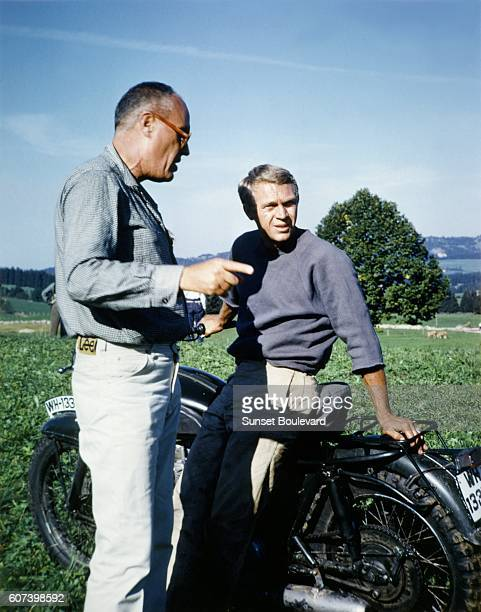 Steve Mcqueen Great Escape Stock Photos and Pictures ...