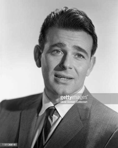 American actor Stuart Whitman circa 1960