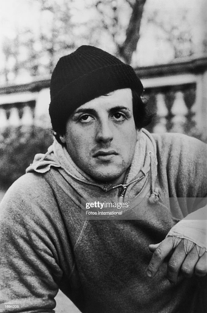 Sylvester Stallone In Sweats In 'Rocky'  : News Photo