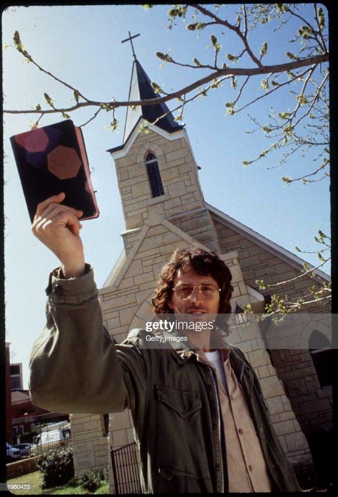 Actor Tim Daly In 'Ambush In Waco' : News Photo