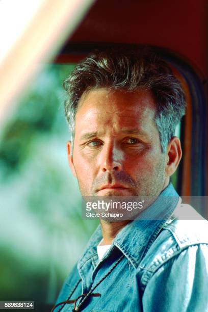 American actor Timothy Bottoms in a scene from the film 'Texasville' Texas 1990