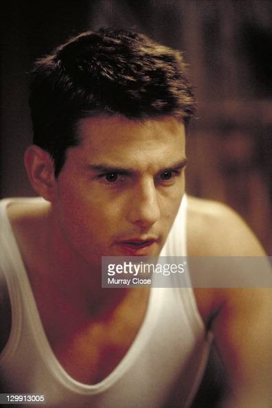 American actor Tom Cruise as IMF agent Ethan Hunt in a ...