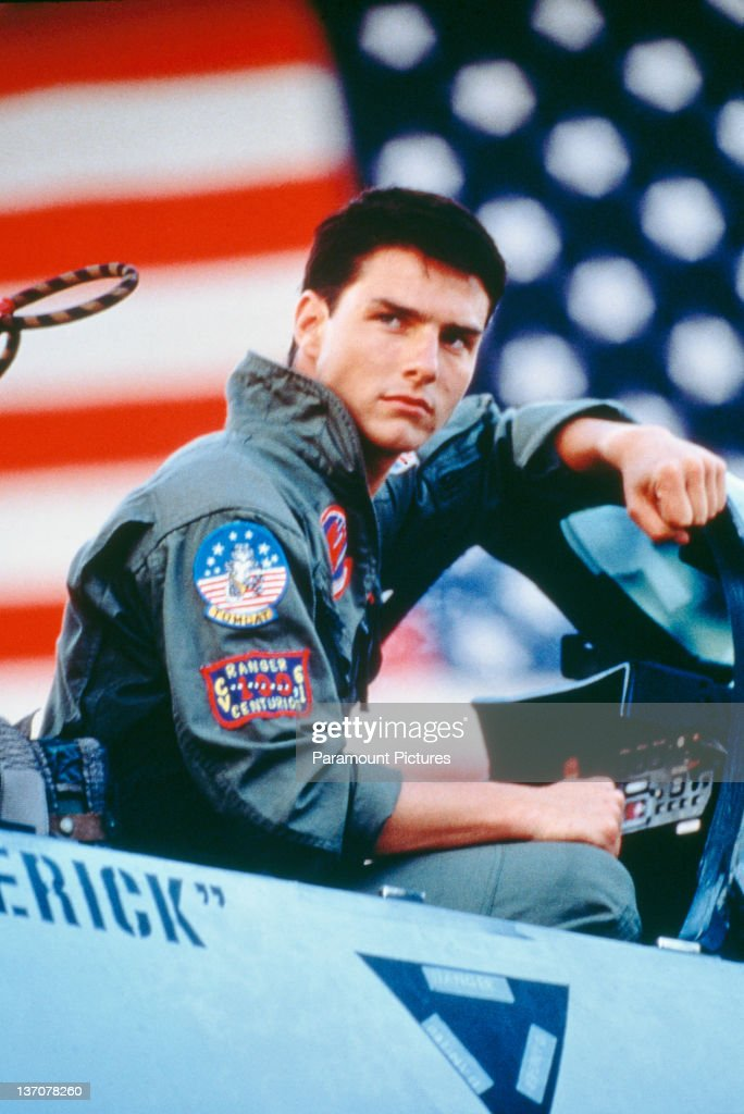 Archive Entertainment On Wire Image: Tom Cruise